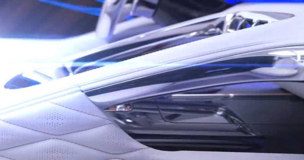 Teaser pentru o lansare misterioasa sub brandul Mercedes-Maybach: germanii pregatesc un concept de lux