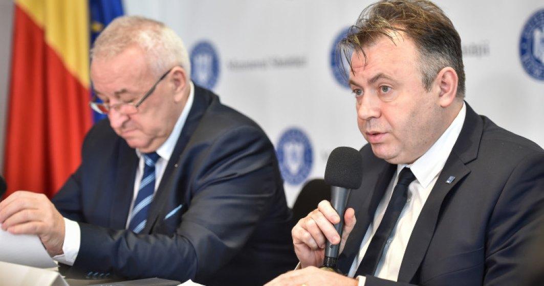 Ministrul Sănătății anunță 3.183 cazuri confirmate cu coronavirus și trei focare de infecție: Suceava, Arad și Deva