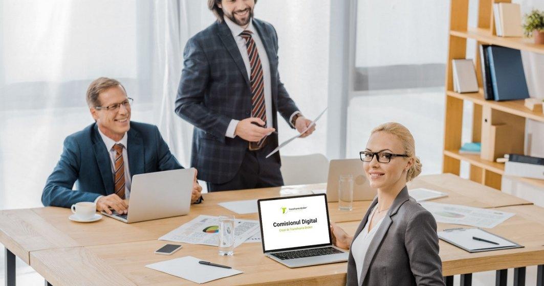 (P) Comisionul digital - O inovație în piața de brokeraj în asigurări. Oferit exclusiv către colaboratorii Transilvania Broker
