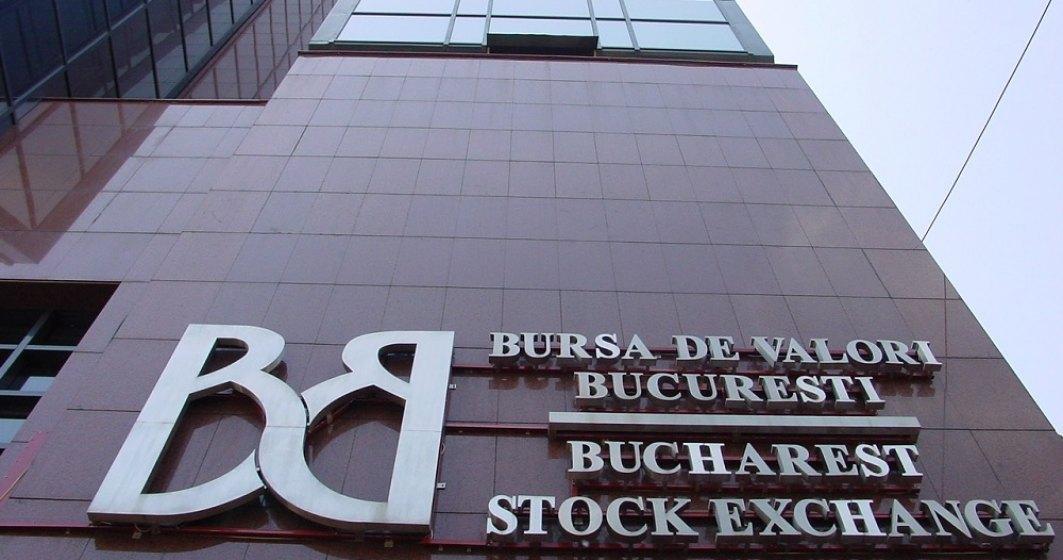 Bursa de la București a câștigat 3,5 mld. de lei din capitalizare săptămâna aceasta