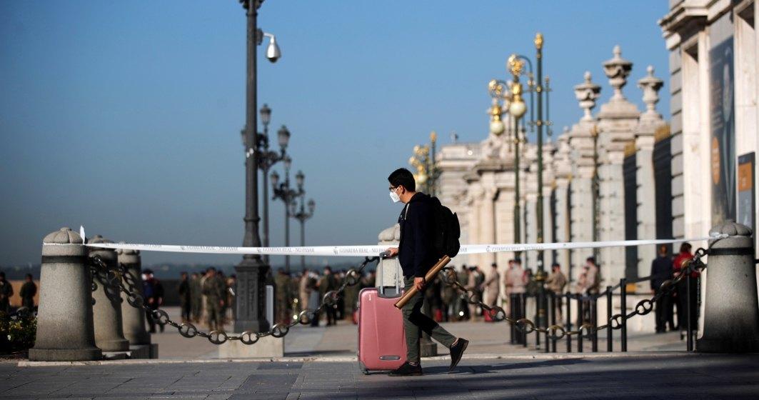 Stare de alertă decretată la Madrid după o explozie a cazurilor de COVID-19