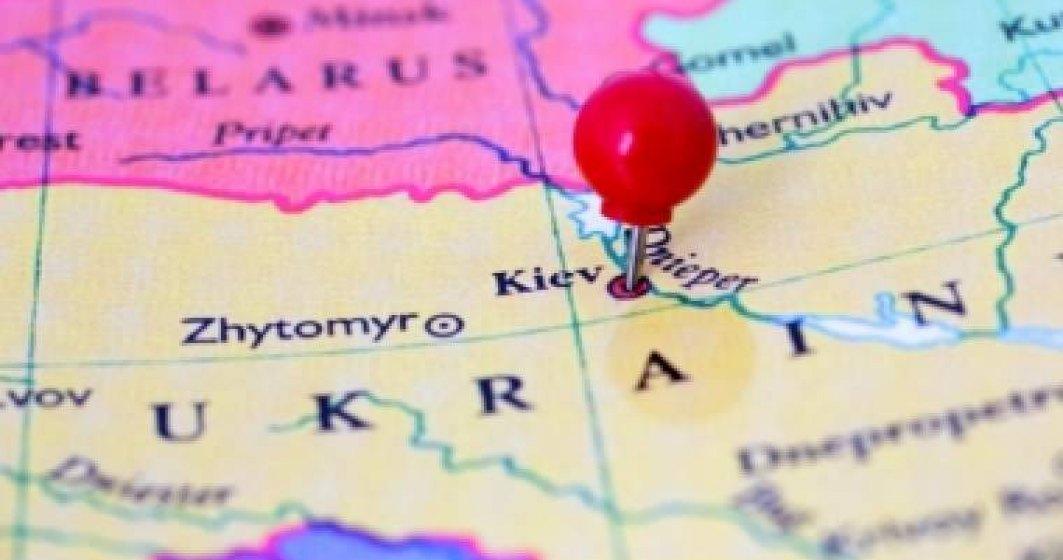 "Ucraina ""va fi in UE"" in zece ani, se declara convins premierul Volodimir Groisman"