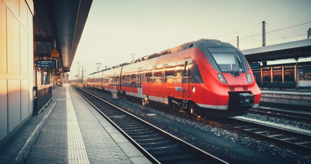 Trenul circulă de nou pe ruta București-Constanța, după deraierea de la Fetești