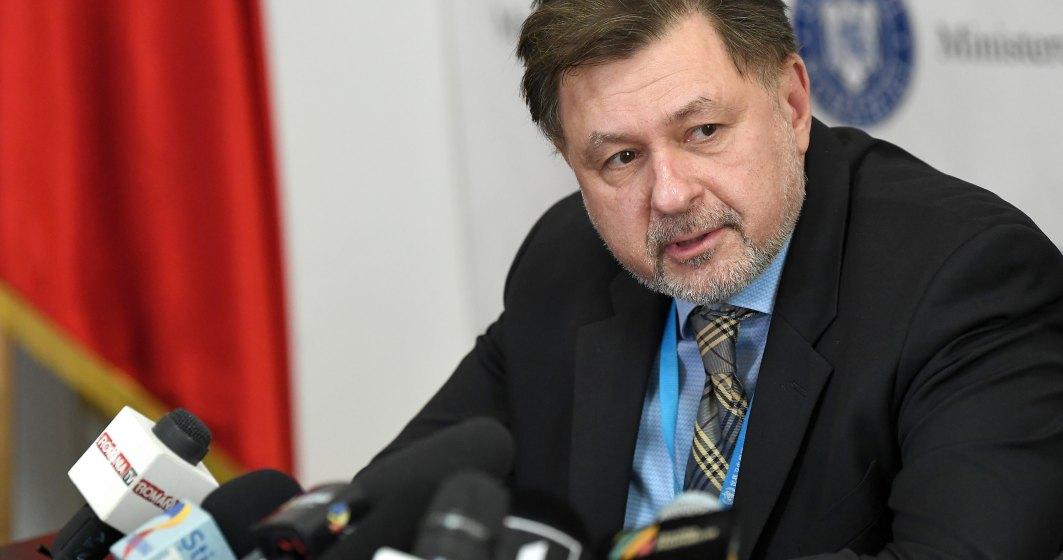 Alexandru Rafila, președintele Societății Române de Microbiologie: Nu este exclus ca vârful epidemiei să fie de 100.000 de cazuri. Cred că o să-l atingem, probabil, în ultima decadă a lunii aprilie, începutul lunii mai