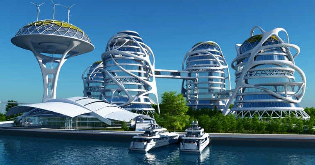 Orasele viitorului. Este impresionant cum va arata lumea peste 30 de ani
