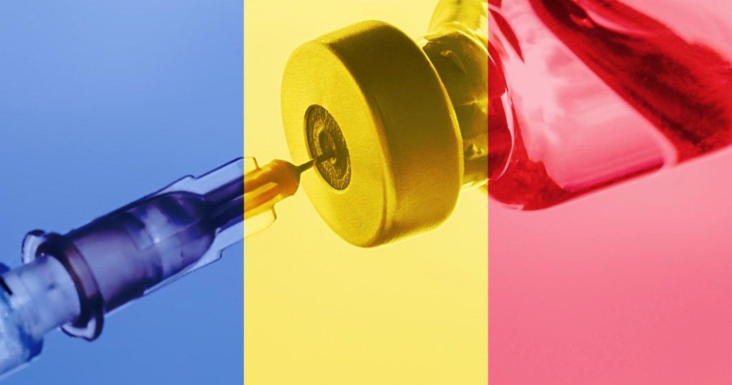 Bilanț vaccinare anti-COVID   Câte persoane au fost vaccinate în România