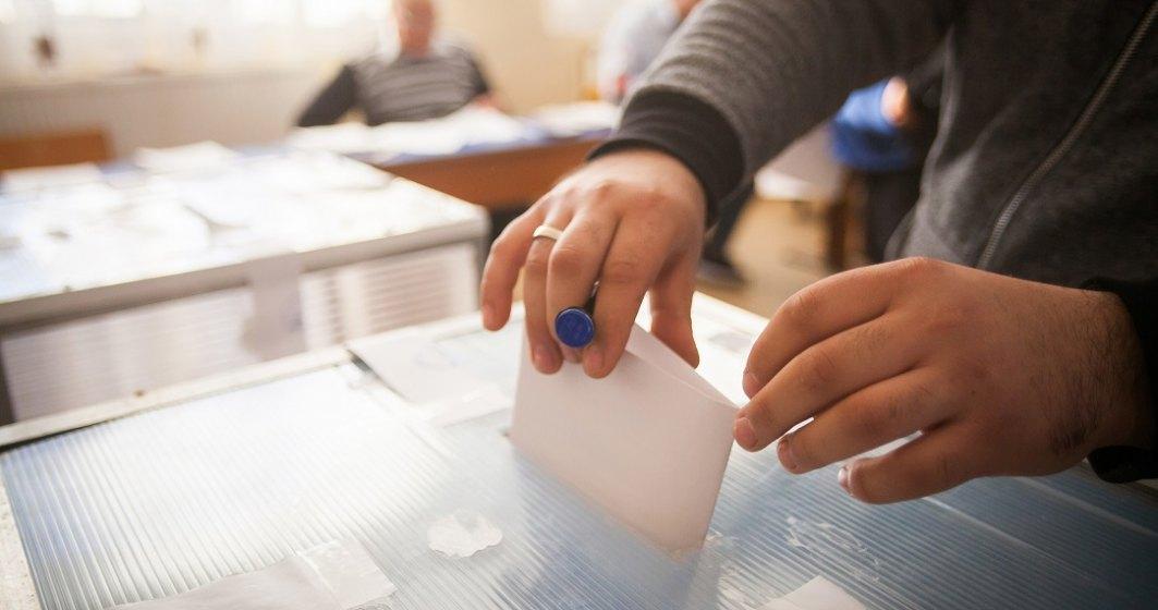Grafic: cum arată prezența la vot și ce categorie de vârstă conduce detașat
