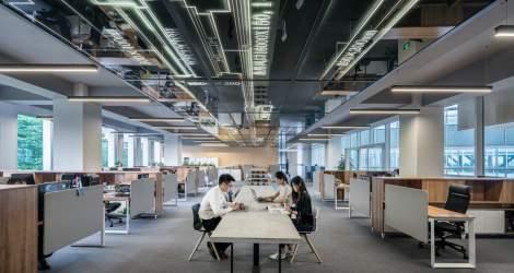 Cum asiguri o clădire de birouri împotriva incendiilor? 10 soluții...