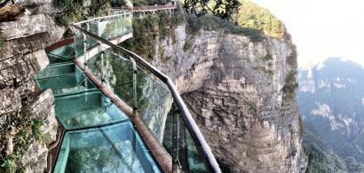 FOTO | Top CINCI cele mai înfricoșătoare poduri