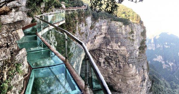 FOTO   Top CINCI cele mai înfricoșătoare poduri