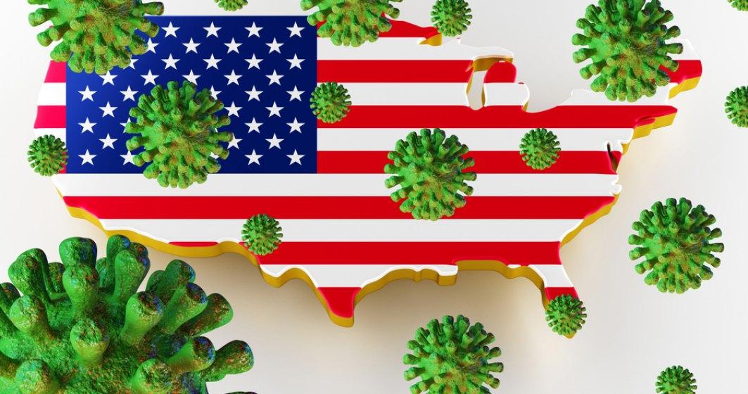 COVID-19 ia amploare în Statele Unite: S-au înregistrat 40.000 de cazuri de coronavirus în doar 24 de ore