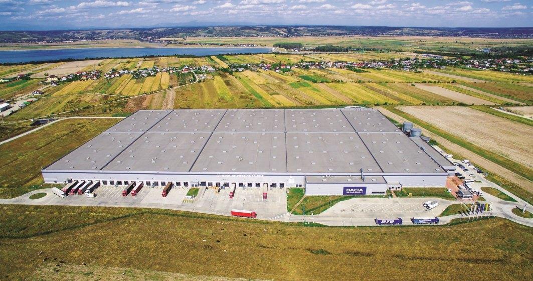 Automobile Dacia a prelungit contractul de închiriere în Pitești Industrial Park