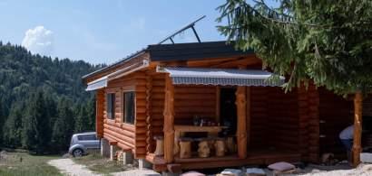 FOTO   TOP zece cabane de închiriat la munte, în România