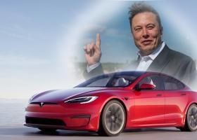 VIDEO: Tesla S Plaid a spulberat recordul stabilit de Porsche Taycan pe...