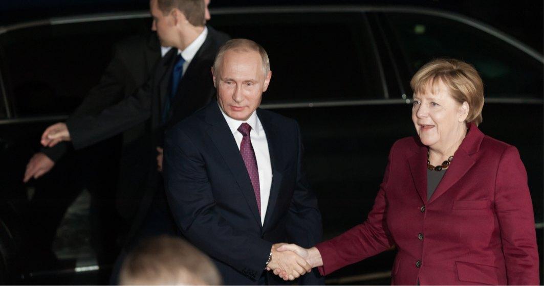 Germania cere Rusiei să investigheze îmbolnăvirea subită a lui Navalnîi