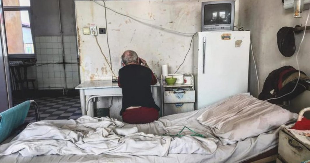 Starea jalnica a Spitalului de Boli Infectioase din Timisoara, prezentata intr-o postare pe Facebook