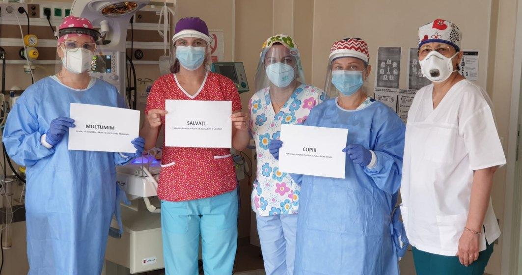 Nouă spitale din București primesc echipamente și aparatură vitale, în valoare de 25.000 de euro
