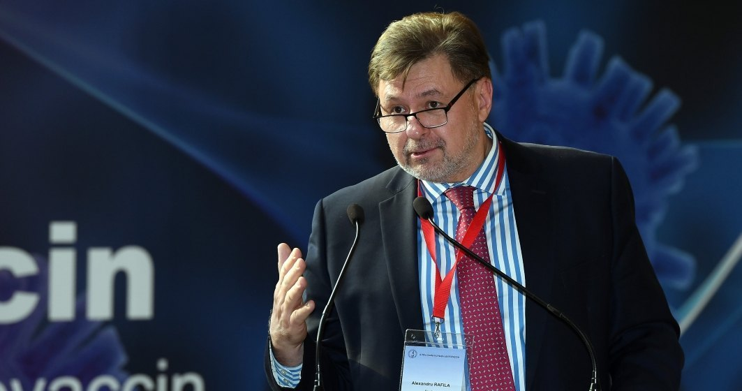 """Când putem spune că pandemia de Covid-19 s-a încheiat. Alexandru Rafila: """"Indicele de transmisie să fie sub 1%"""""""