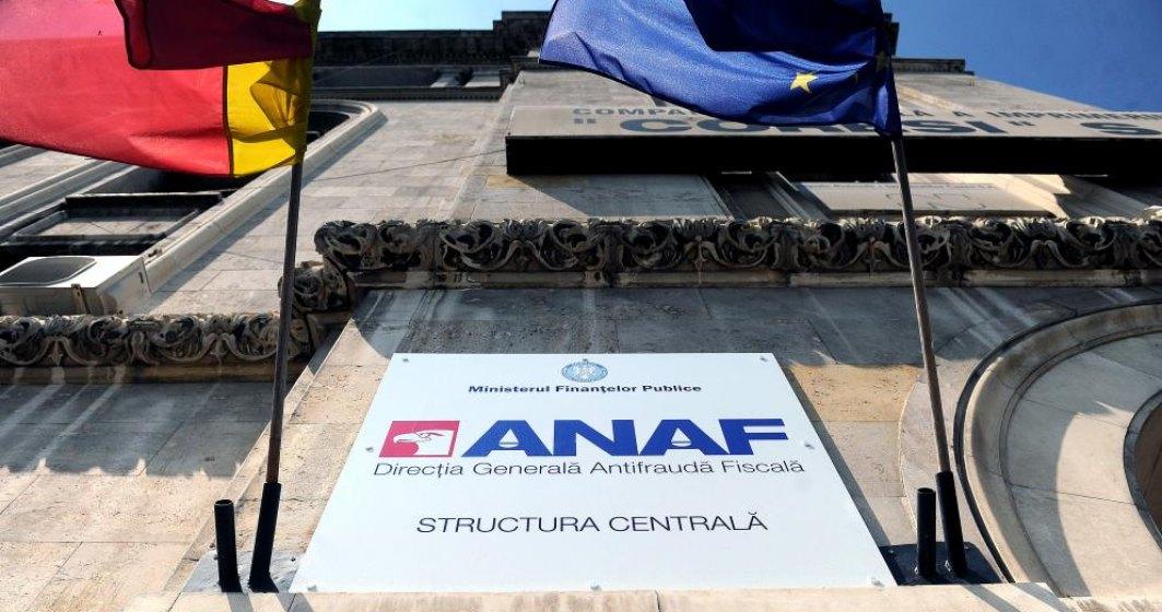 ANAF a dat in primul trimestru amenzi in crestere cu 18%, pana aproape de 50 milioane lei