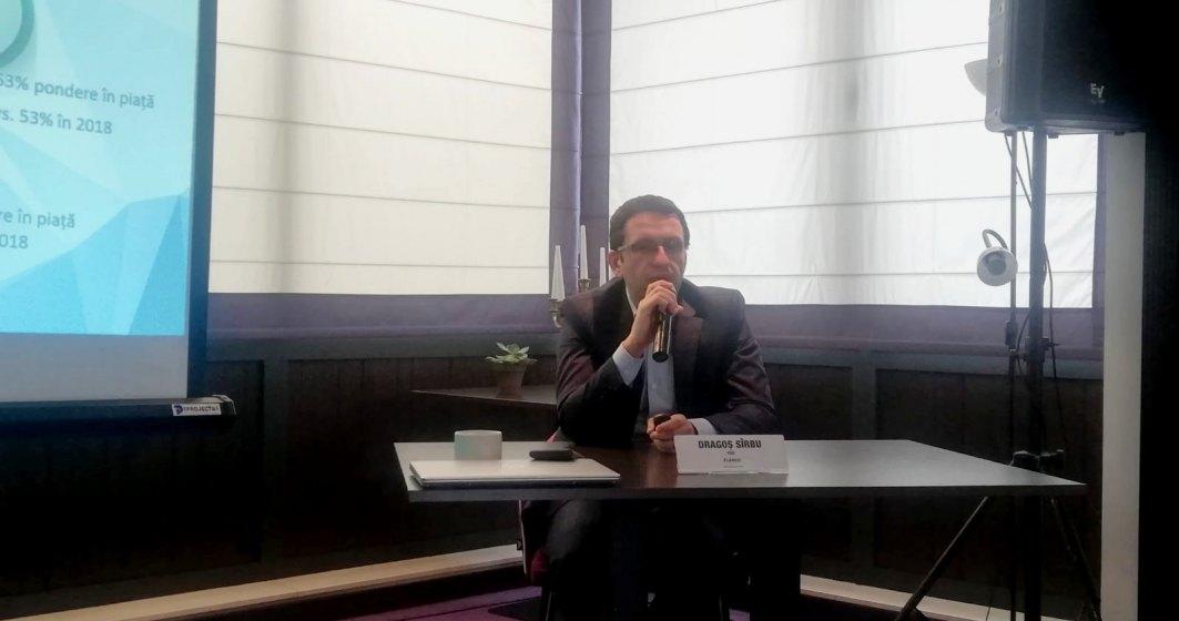 Sirbu, Flanco: Avem stocuri să acoperim 2-3 luni. În februarie a scăzut traficul în magazin cu 12%