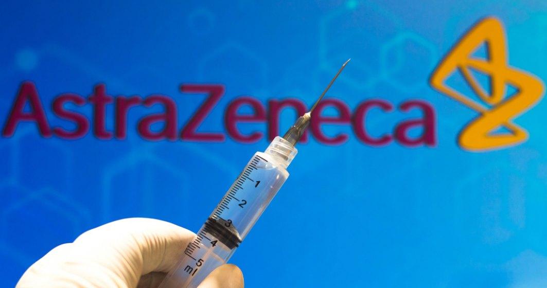 România a suspendat un lot de doze de vaccin de la AstraZeneca