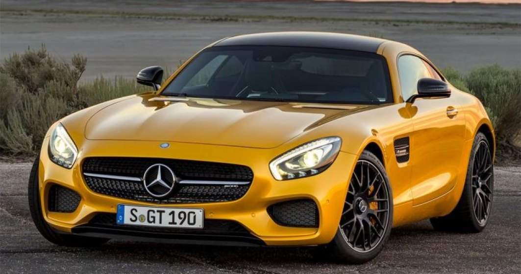 Dictionar auto: Ce inseamna Mercedes-AMG?
