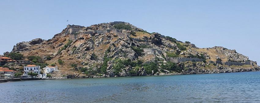 Castel Myrina Lemnos