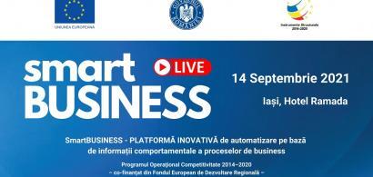 Cum îți automatizezi afacerea cu SmartBUSINESS: înscriere gratuită