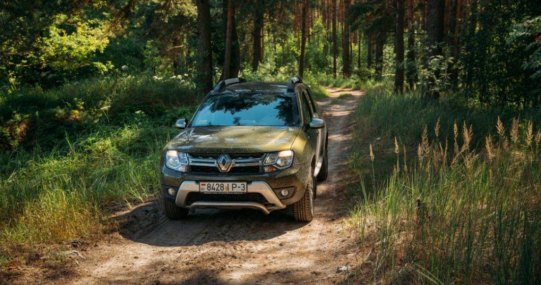 Duster este singurul model Dacia care va mai fi comercializat sub brand Renault peste hotare