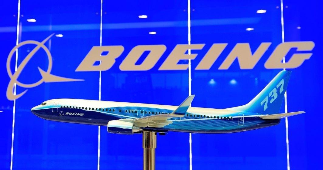 CEO-ul Boeing pleaca din companie cu 62 de milioane de dolari