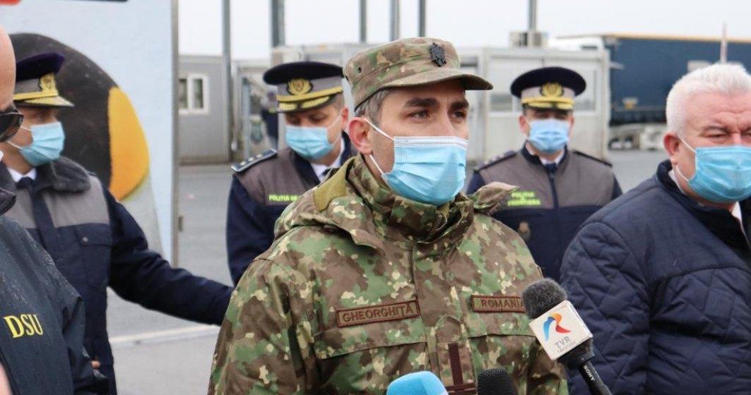 Valeriu Gheorghiță: Profesorii ar putea să fie vaccinați de echipe mobile