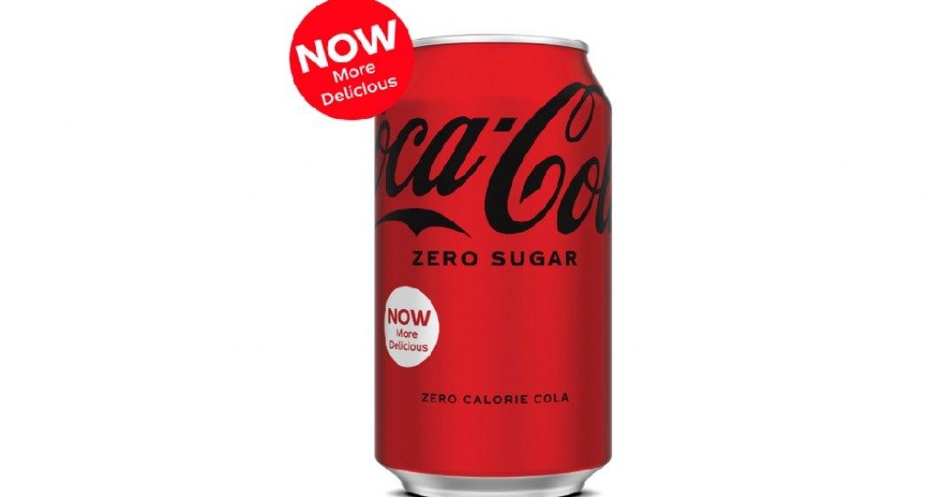 Coca-Cola schimbă aroma Cola Zero. Își va supăra clienții?