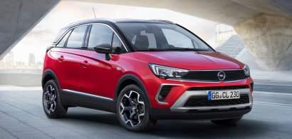Primele imagini cu noul Opel Crossland