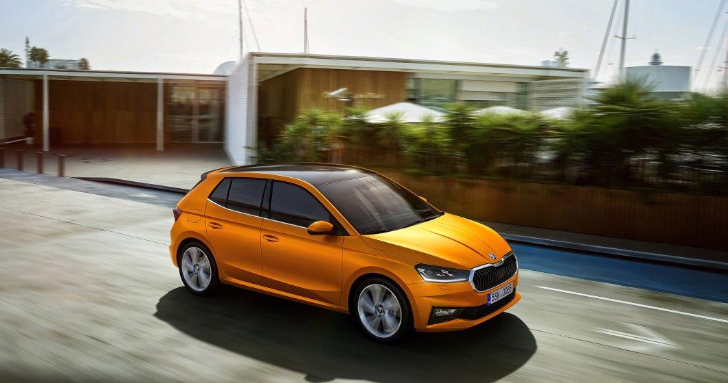 Škoda a prezentat a patra generație a modelului Fabia