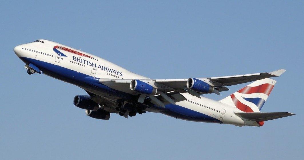 """Coronavirus: British Airways vrea să reducă 12.000 de locuri de muncă. """"Va dura ani până când traficul aerian va reveni la normal"""""""