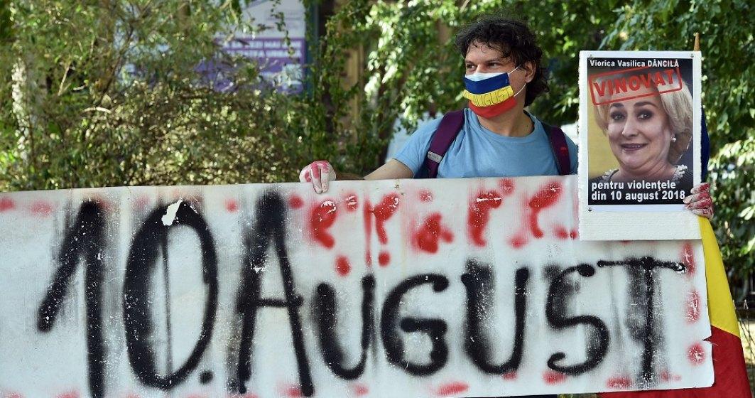 """Dosarul """"10 august"""": Tribunalul dezbate cererea DIICOT de redeschidere a anchetei"""