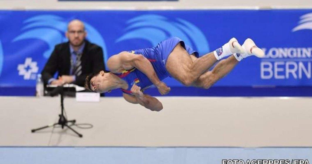 Jocurile Olimpice de la Rio: Marian Dragulescu s-a calificat in finala la sarituri, iar Andrei Muntean la paralele