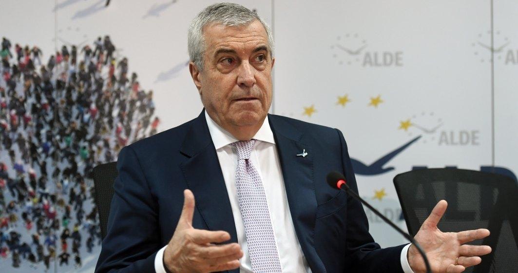 Tăriceanu: Sunt discuţii ALDE-PSD-Pro România pentru formarea unei coaliţii la locale şi parlamentare