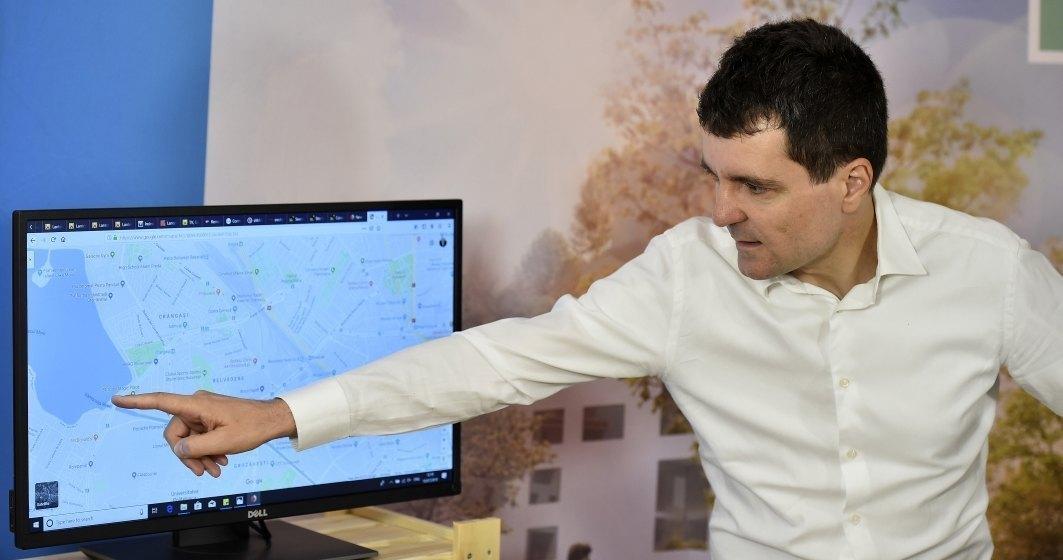 Nicușor Dan: Buna absorbţie a banilor europeni va rezolva marile probleme ale Bucureştiului