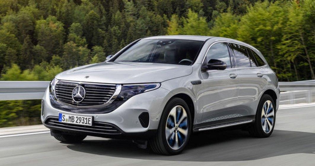 "Mercedes va incepe anul viitor productia de masini electrice in China: ""Suntem optimisti ca vanzarile vor creste in continuare"""