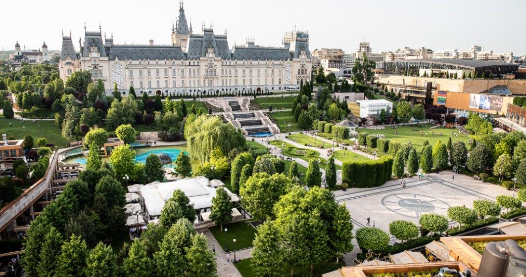 JULIUS Group a investit în total peste 310 milioane euro în centrul comercial Palas Iași