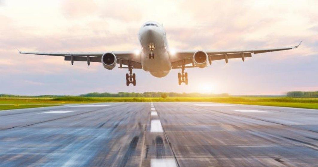 Analiza trimestriala a transportului aerian in Romania. Care sunt cele mai tranzitate aeroporturi?