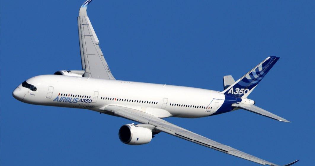 COVID-19   Airbus își suspendă activitatea în frabricile din Franța și Spania