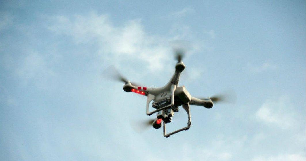 Poliția spaniolă folosește drone pentru a ține populația în case