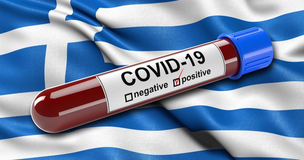 Amenzi de peste 150.000 de euro în Grecia pentru nerespectarea măsurilor impuse de pandemie