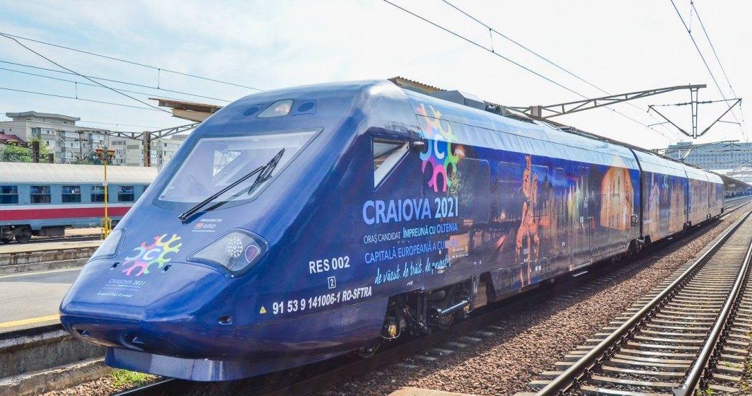 COVID-19   Softtrans anulează toate trenurile pe relația Craiova-București-Brașov