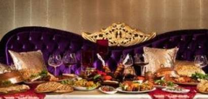 Eleganta si stil la masa: Restaurant inspirat din 1001 de nopti