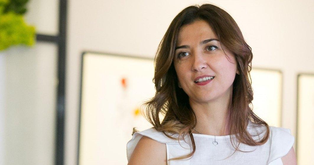 "Maria Cenusa, ING Bank: Antreprenorii de calitate respecta o regula de aur. ""Nu te poti astepta ca banca sa iti dea bani, cata vreme tu ca actionar ii retragi pe toti prin dividende!"""