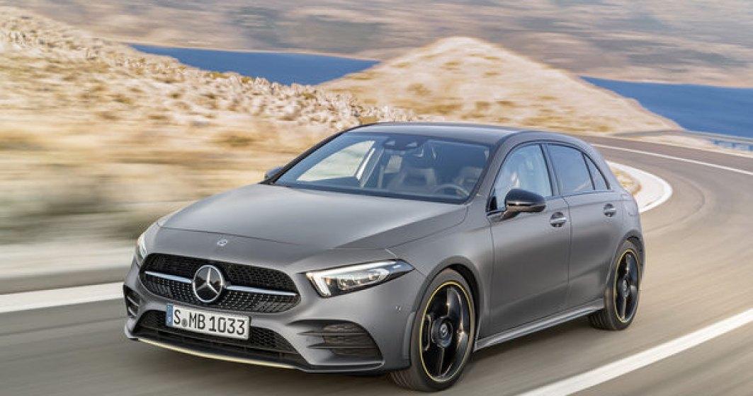 Mercedes a lansat un serviciu pe baza de abonament in Germania: platesti o taxa lunara si ai acces la 4 modele pe an