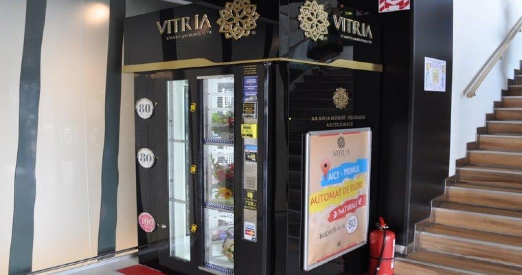 VITRIA, un business care a luat nastere din pasiunea pentru flori a unei farmaciste